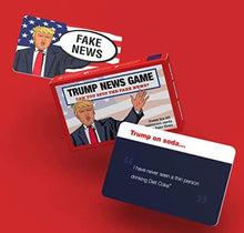 Load image into Gallery viewer, Fake News Game – Trump