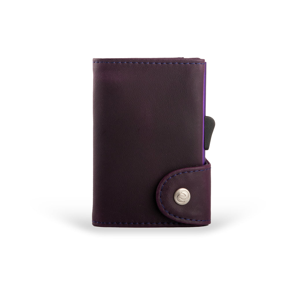Samuel Ashley x  C-Secure RFID Leather Wallet/Cardholder - Samuel Ashley