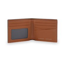 Load image into Gallery viewer, Jackson Bi-fold Leather Wallet (RFID) - [shop_name