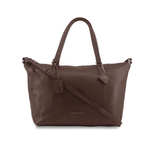 將圖片載入圖庫檢視器 Large Natalie Leather Tote Bag - Samuel Ashley