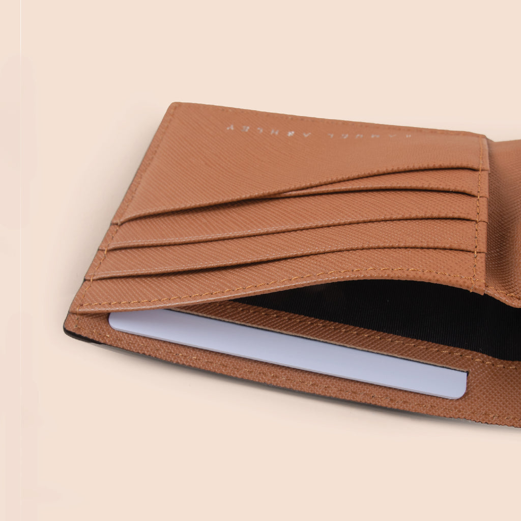 Jackson Bi-fold Leather Wallet (RFID) - [shop_name