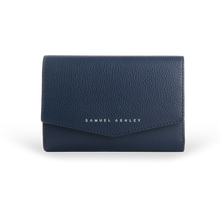 Load image into Gallery viewer, NEW COLOUR | Reagan Leather Trifold Wallet - Samuel Ashley