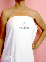 Load image into Gallery viewer, Peaches Skincare Gown