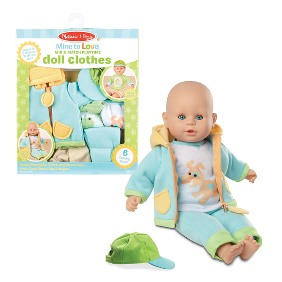 Playtime Doll Clothes