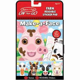 Make A Face Farm