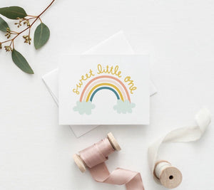 Greeting Card | Sweet Little One