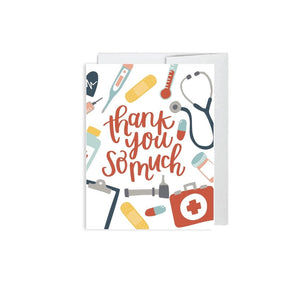 Greeting Card | Thank You Healthcare