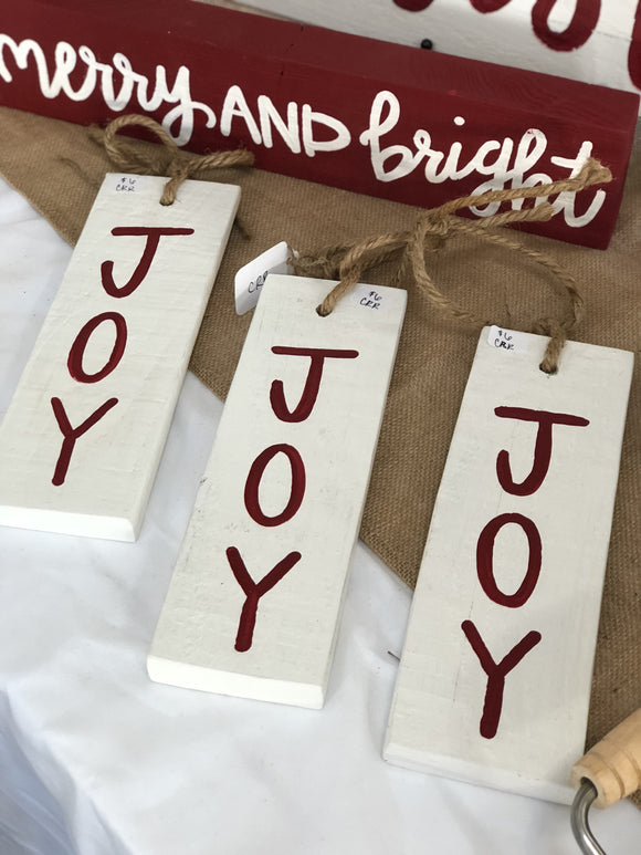 Small Joy Sign