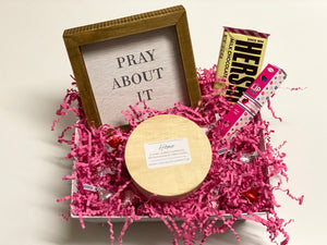 Pray About It Gift Basket