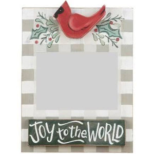 Joy To The World Frame