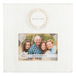Blessed Wreath Frame