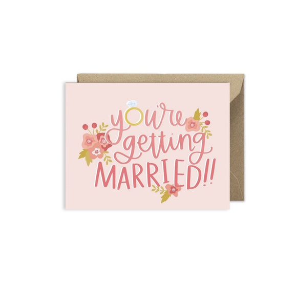 Greeting Card | Married