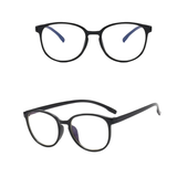 Copy of Thin Black Circular Blue Light Blocker Glasses