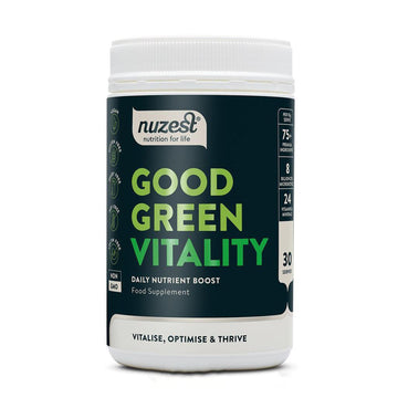Nuzest | Good Green Vitality 120g | Mungbean Health Supplement Store
