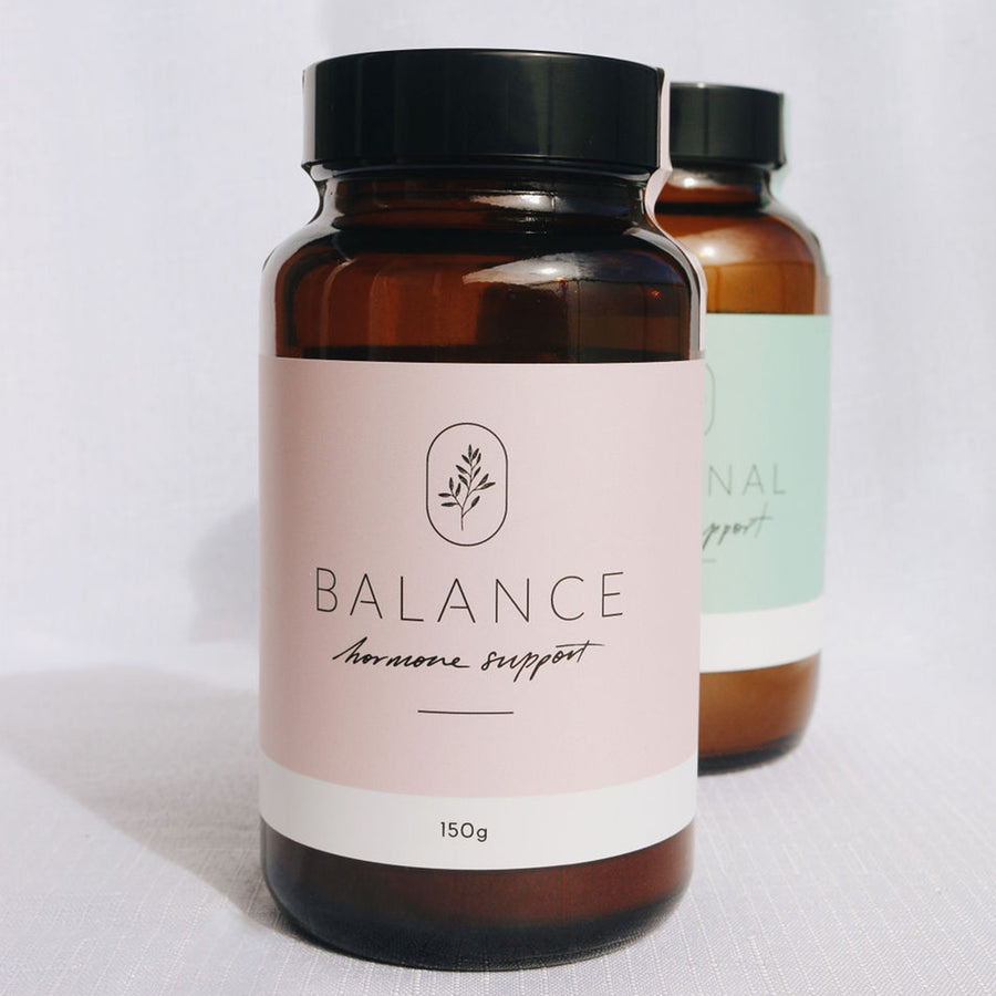 Tia Miers | Balance Hormone Support 150g | Mungbean Health Supplement Store
