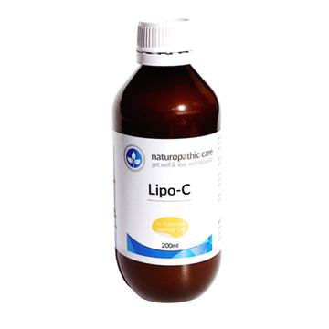 Naturopathic Care | Lipo-C 200ml | Mungbean Health Supplement Store