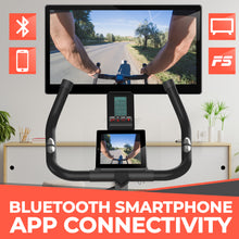Load image into Gallery viewer, VRAi FITNESS SB1000X SPIN BIKE WITH BLUETOOTH APP COMPATIBILITY