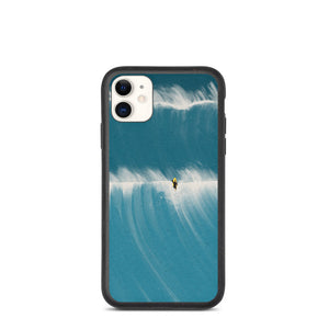 """2nd Wave"" Biodegradable Iphone case"