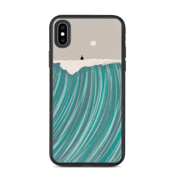 """Lookout"" Biodegradable Iphone case"