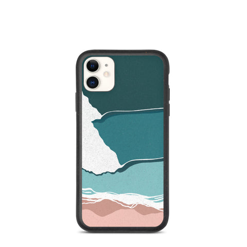"""Perspective"" Biodegradable Iphone case"
