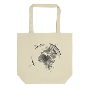 """World tree rings"" Eco Tote Bag"