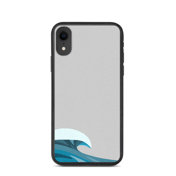 """Peak"" Biodegradable Iphone case"