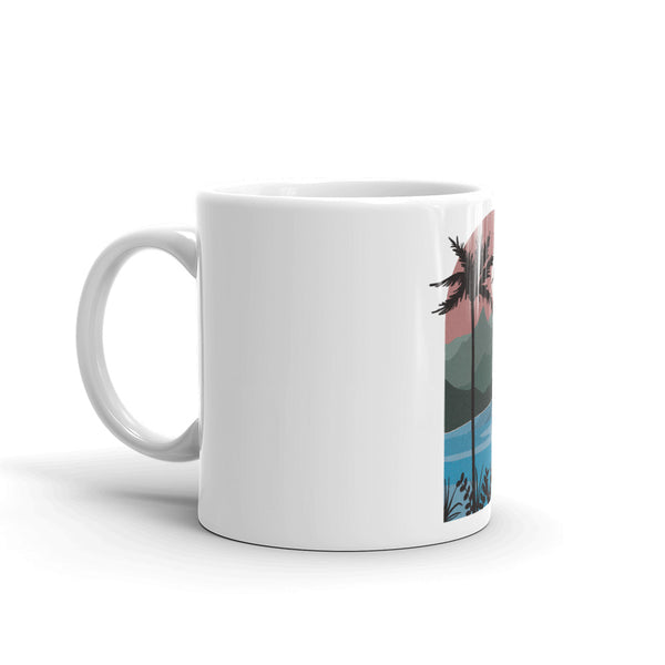 """Window view III"" Mug"