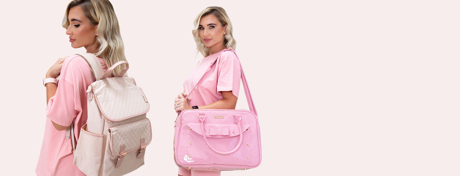 My Babiie Billie Faiers Changing Bags