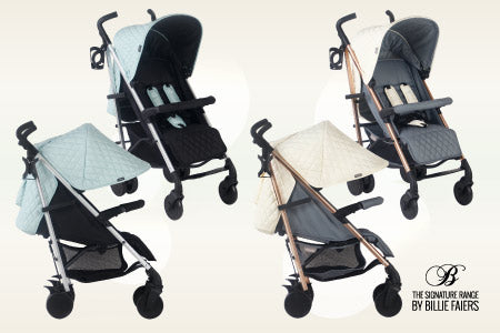 My Babiie Billie Faiers Quilted Strollers