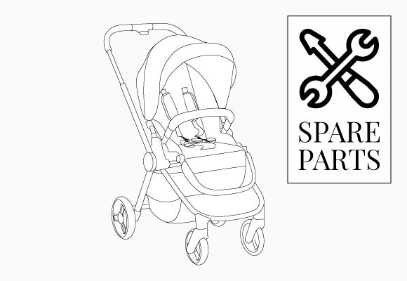 My Babiie MB400 Pushchair Spare Parts