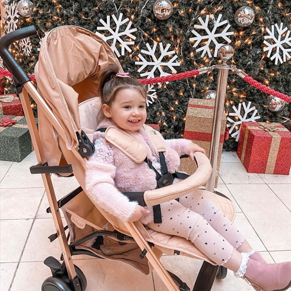 My Babiie Billie Faiers MB51 Rose Gold Blush Stroller