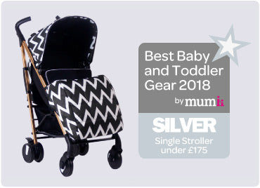 My Babiie Award Best Baby and Toddler Gear