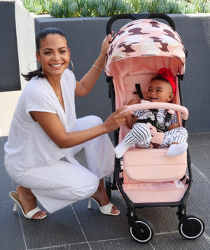 My Babiie Compact Strollers designed with Katie Piper, Billie Faiers, Sam Faiers, Christina Milian, and Nicole Snooki Polizzi