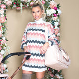 Billie Faiers Blush Deluxe Changing Bag