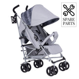 Spare Parts for MB02SFSN - Samantha Faiers Snake Print Lightweight Stroller