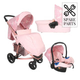 Spare Parts for Katie Piper Rose Floral Travel System