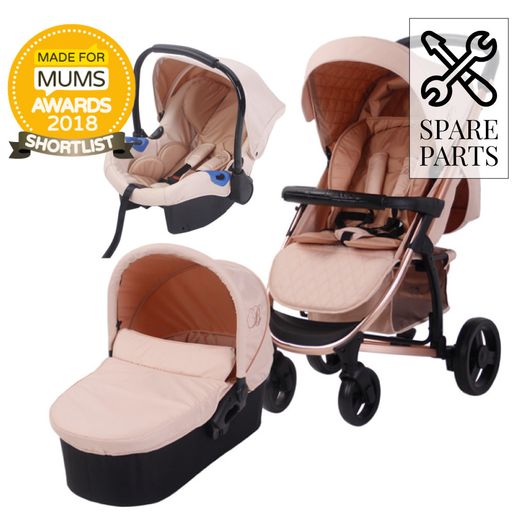 Spare Parts for Billie Faiers Rose Blush Travel System