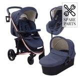 Spare Parts for Billie Faiers Rose Navy Travel System