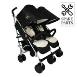Spare Parts for Billie Faiers Black & Cream Double Stroller