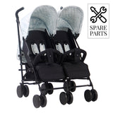 Spare Parts for Christina Milian Grey Marble Double Stroller