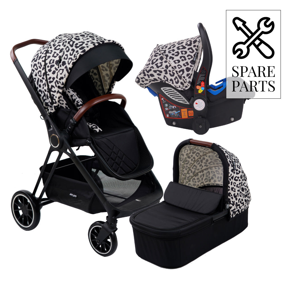 Spare Parts for Christina Milian Victoria Leopard Travel System