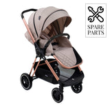 Spare Parts for Christina Milian Rose Gold Nude MB250 Pushchair
