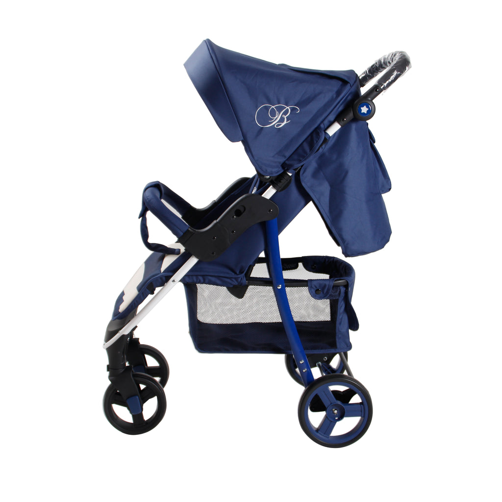 Billie Faiers Blue Stripes MB30 Pushchair