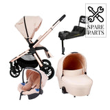 Spare Parts for MB400 Billie Faiers Rose Gold and Blush Travel System
