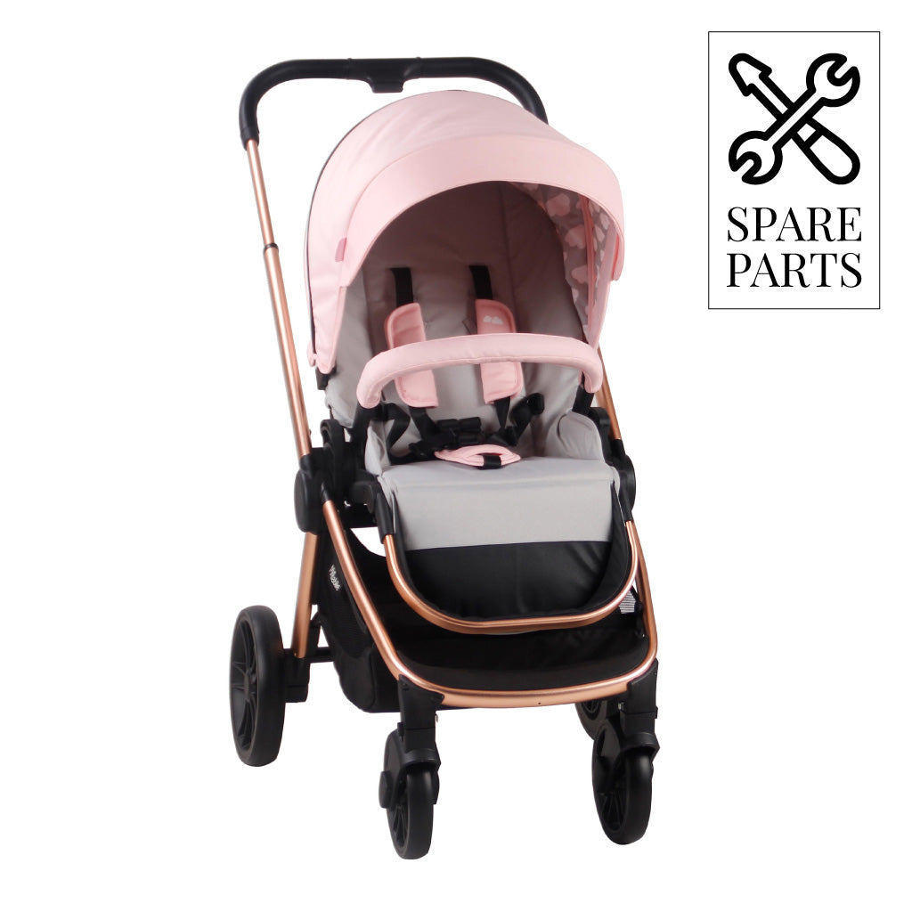 Spare Parts for Samantha Faiers MB400 Pink Clouds Pushchair
