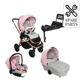 Spare Parts for MB400 Samantha Faiers Pink Clouds MB400SFPC Travel System