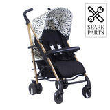 Spare Parts for My Babiie Abbey Clancy Gold Dalmatian MB51ACDM Lightweight Stroller