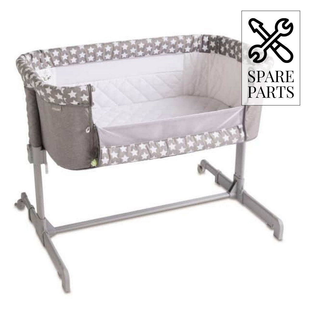 Spare Parts for ALDI Grey Stars Bedside Crib