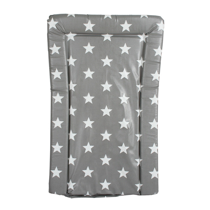 My Babiie Grey Stars Changing Mat
