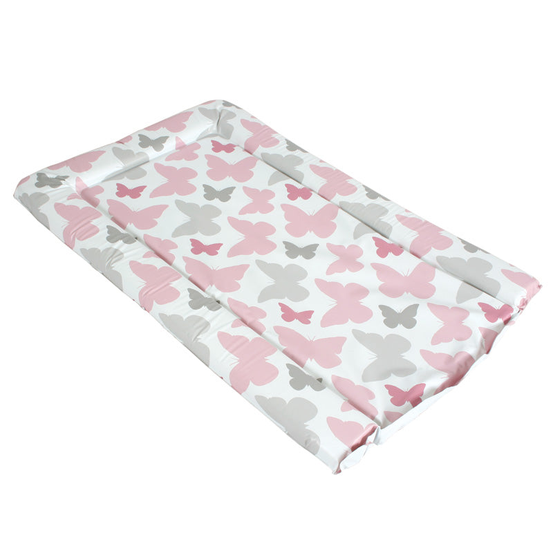 My Babiie Katie Piper Pink Butterflies Changing Mat